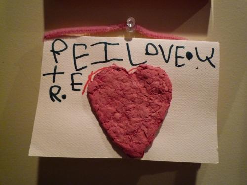 One of my favorite valentines