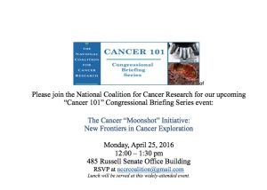 Invitation to Cancer 101